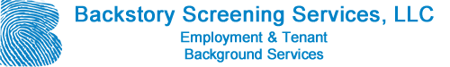 Backstory Screening Services